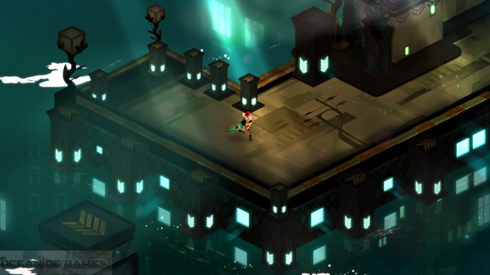 Transistor PC Game Download For Free