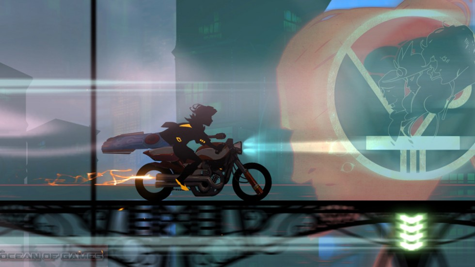 Transistor PC Game Features