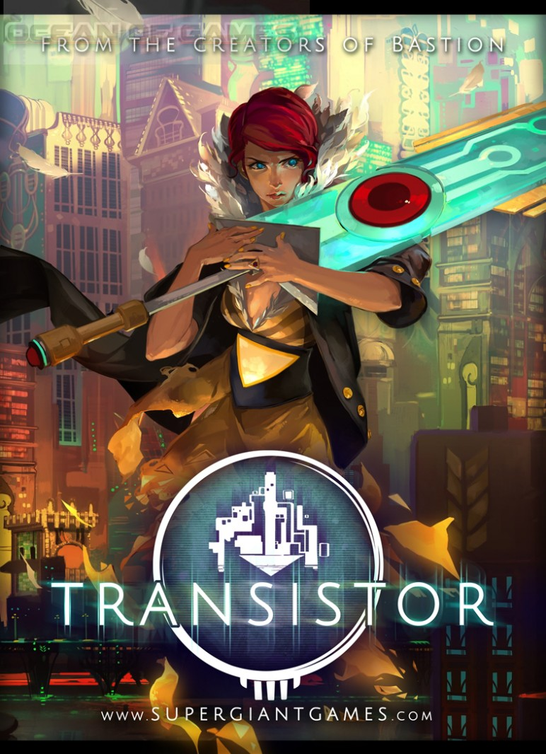 Transistor PC Game Free Download