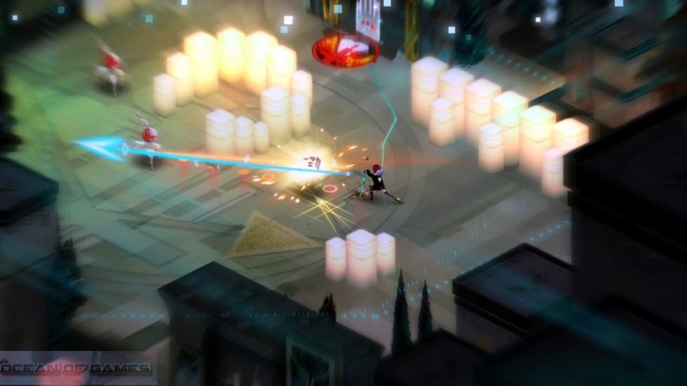 Transistor PC Game Setup Download For Free