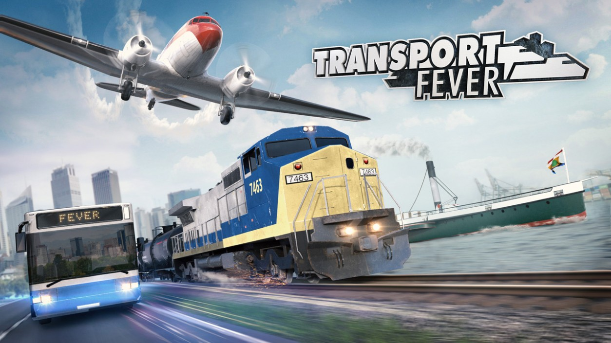 Transport Fever Free Download