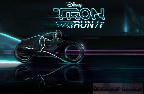 TRON RUNr Disc Extender Bundle Free Download
