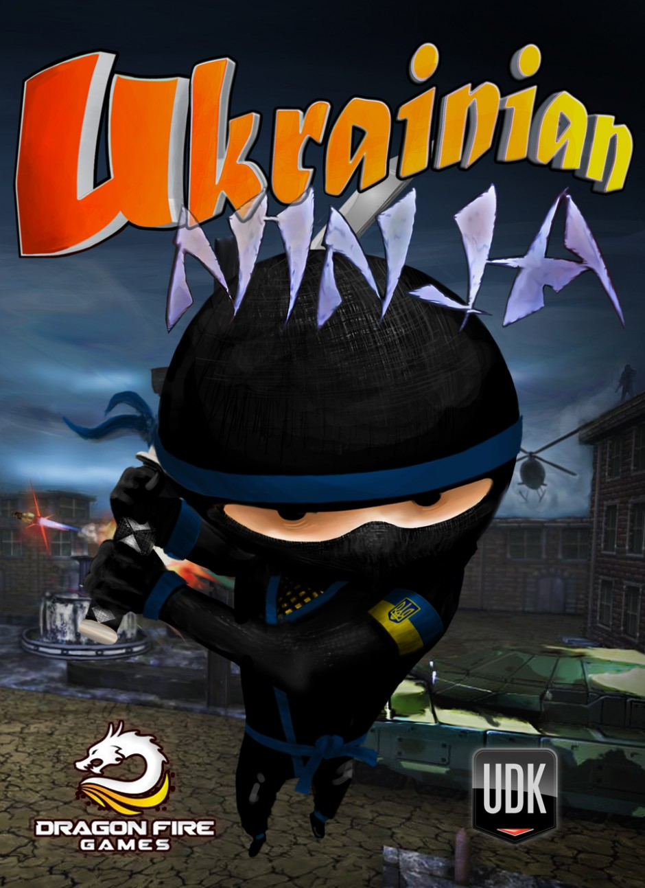 Ukrainian Ninja Free Download