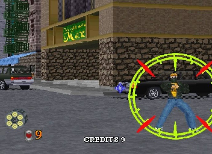 Virtua Cop 2 Setup Free Download