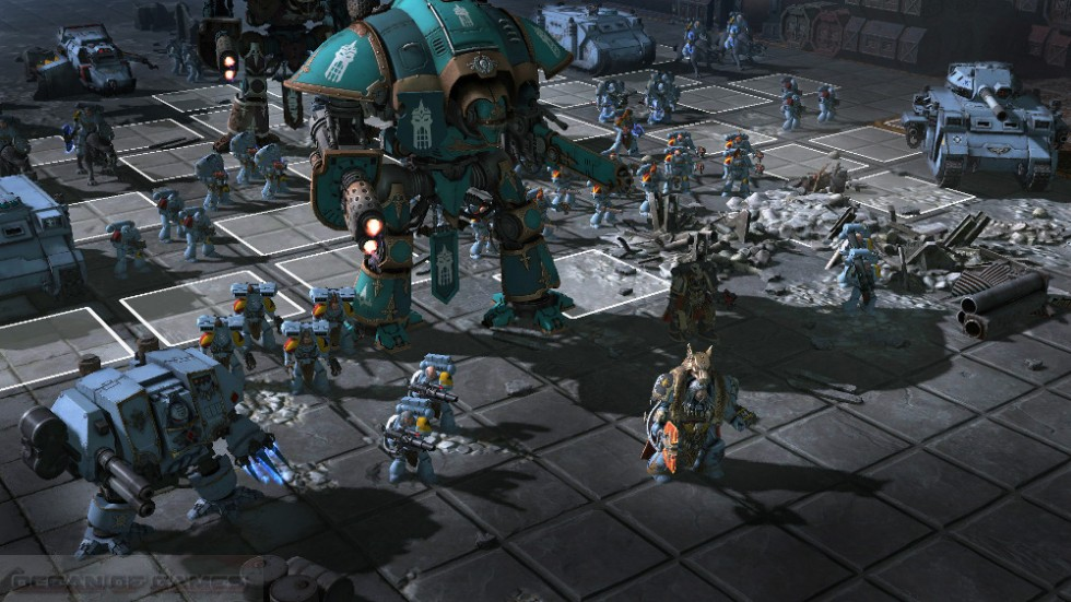 Warhammer 40.000 Sanctus Reach Download For Free