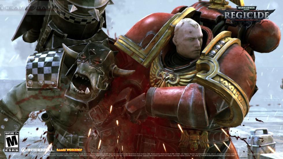 Warhammer 40000 Regicide Features