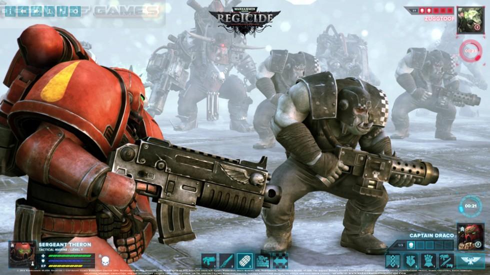 Warhammer 40000 Regicide Setup Download For Free