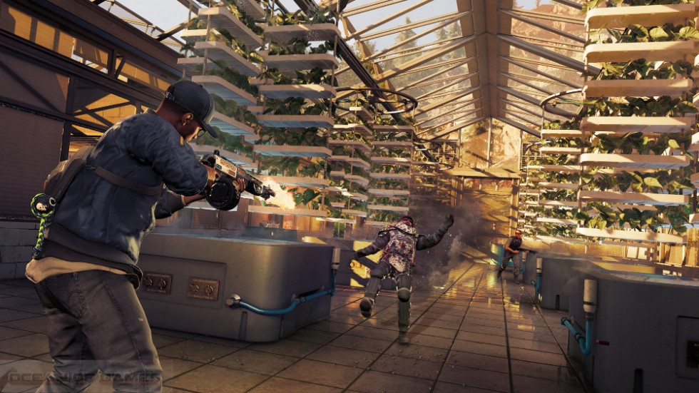 Watch Dogs 2 Features