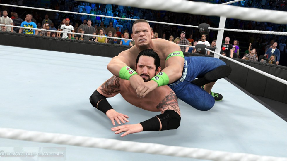 WWE 2K15 Download Free