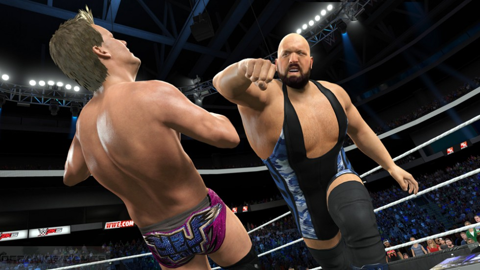 WWE 2K15 Features