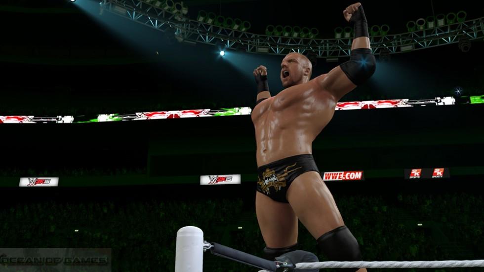 WWE 2K15 Setup Free Download