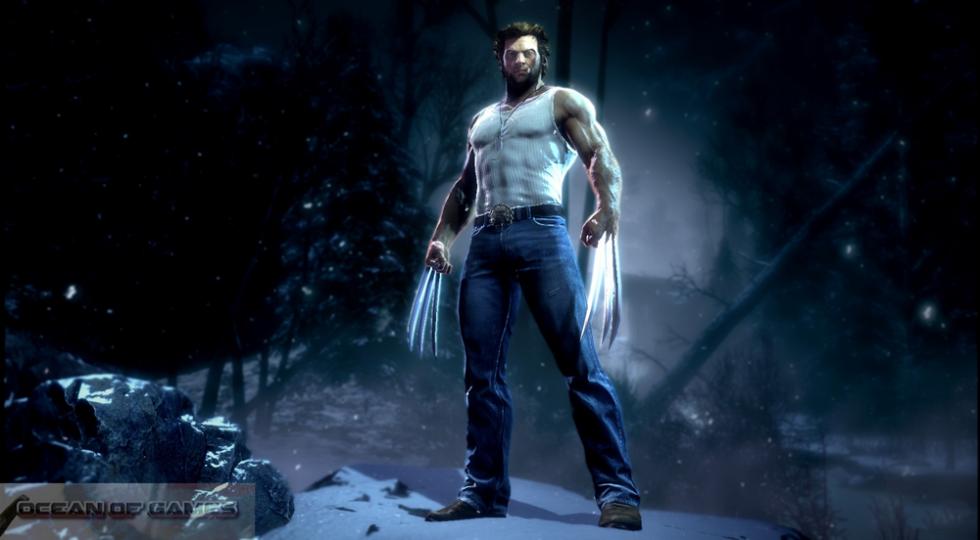 X Men Origins Wolverine Download For Free