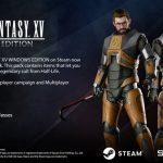 Final Fantasy XV Windows Edition game Free Download